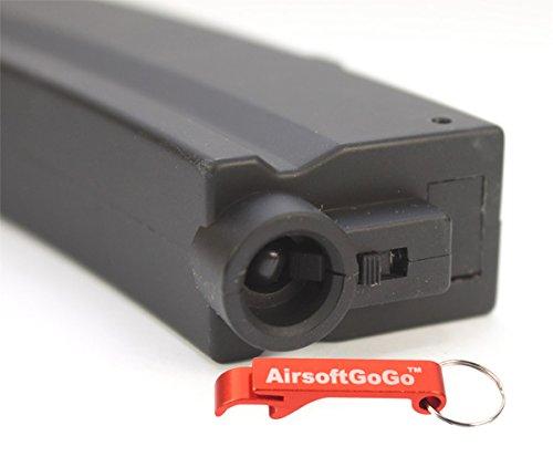 MAG 90rds Cargador para Airsoft MP5 / MP5K Marui Standard ...