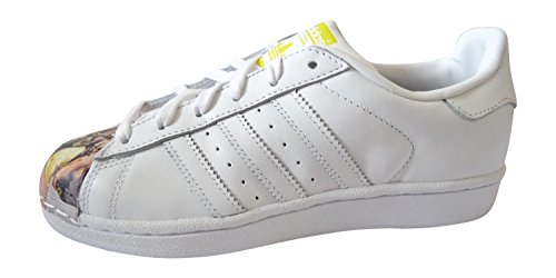 Zapatillas adidas Supershell White Superstar Supershell Pharrell Hombre People para S83363 AAqv7x