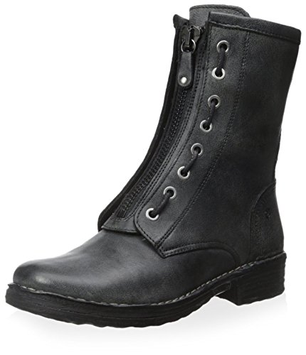 cheap sale collections buy cheap brand new unisex Khrio Women's Top Lace-up Boot Nero/Nero 3wy2RtJ0
