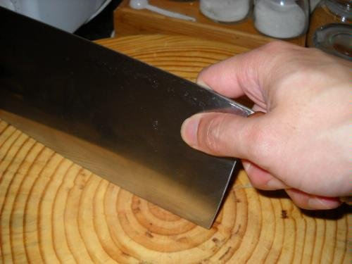 Dexter-Russell S5198 Chinese Chef's Cleaver 8-in., Garden, Lawn, Maintenance