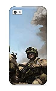 New Premium ZippyDoritEduard War Comrades Skin Case Cover Excellent Fitted For Iphone 5c