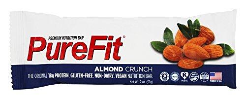 Purefit Bar Almond Crunch, 2 oz