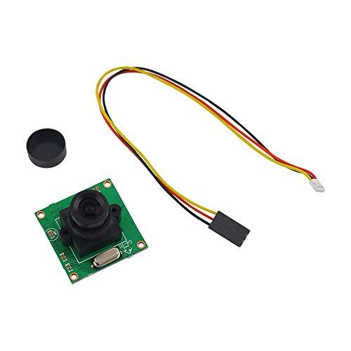 Part & Accessories 1pcs HD 700TVL CCD Mini Security Video PCB Board FPV Color Digital CCD Camera
