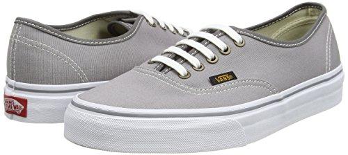 surplus Gray Mixte pewter Authentic Vans Gris frost Adulte Basses Sneakers f8fYZ
