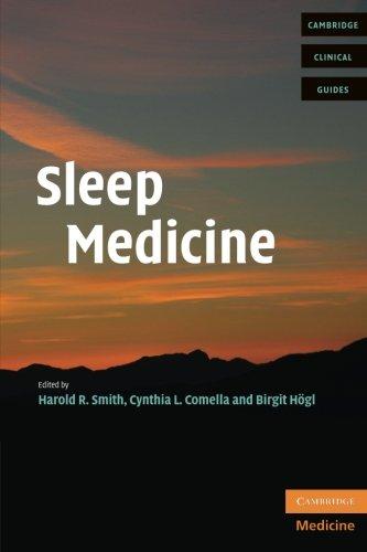 Sleep Medicine (Cambridge Clinical Guides)