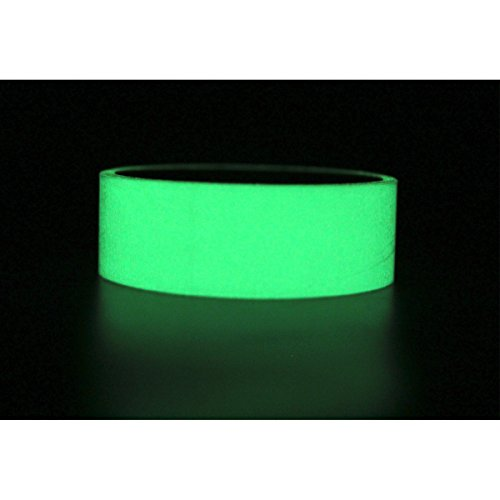 "SBDX 1 Rolls Luminous Tape Sticker 10' Length x 1"" Width ..."