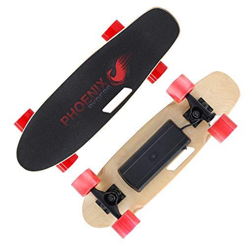 Phoenix Ryders Mini Electric Skateboard 2019 New Model Fish Board 350W Hub Motor
