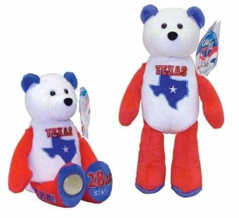 State Bears Bear - Texas State Quarter Bear # 28