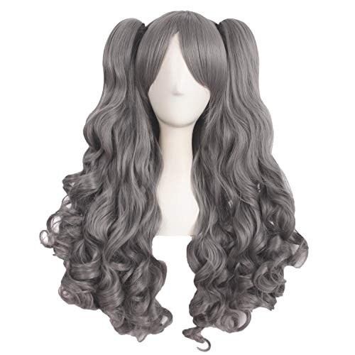 MapofBeauty Lolita Ponytails Cosplay Granny product image