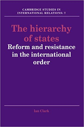 The Hierarchy of States: Reform and Resistance in the International