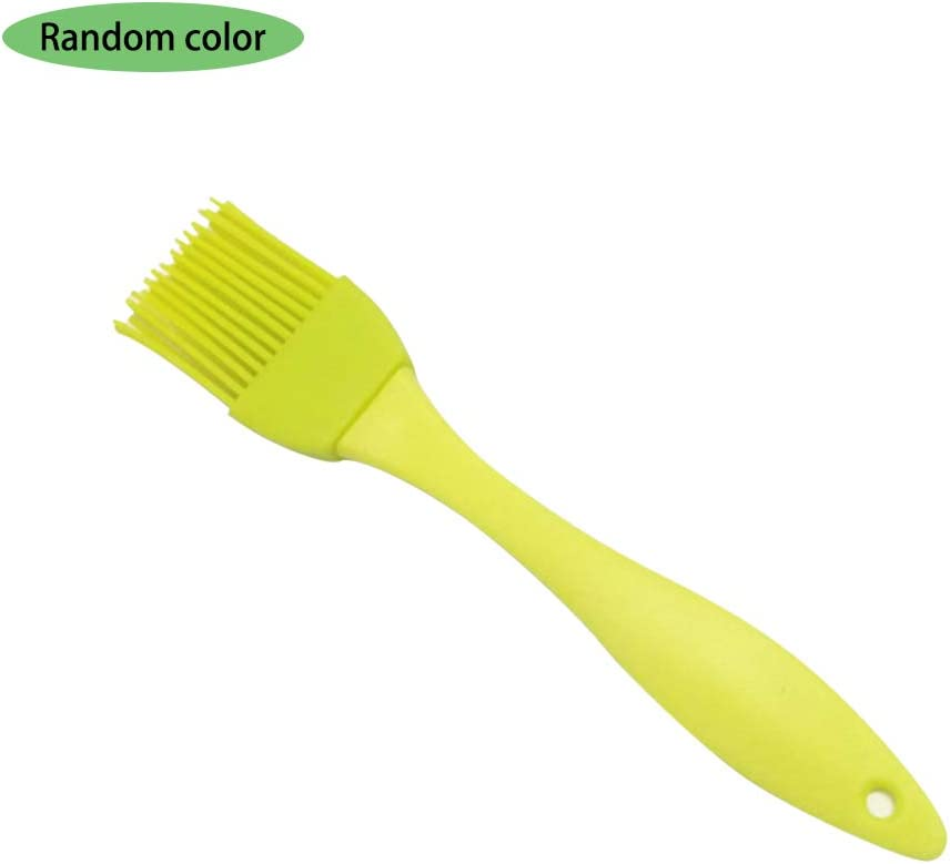 Silicone Basting Pastry Brush Oil Brushes BBQ Barbecue Brush Cake Bread Baking Tools Random Color