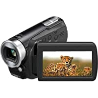 Panasonic SDR-S15 SD Card Standard Definition Camcorder (Black)