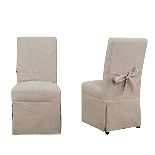 (Picket House Furnishings Margo Dining Chair in Natural (Set of 2))