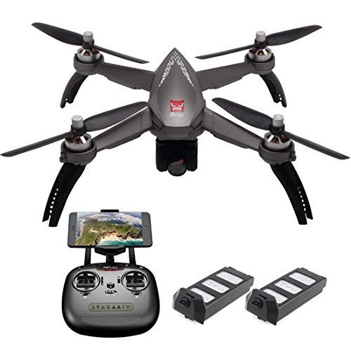 MJX B5W Bugs 5W GPS RC Drone with 1080p HD...