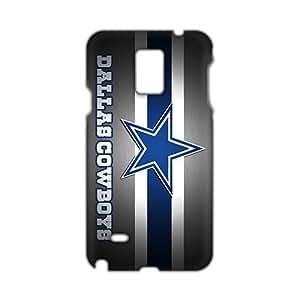 WWAN 2015 New Arrival dallas cowboys 3D Phone Case for Samsung NOTE 4 Kimberly Kurzendoerfer