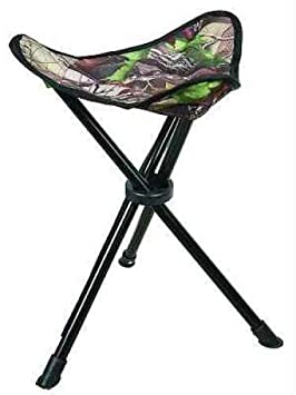 Nice Allen Company Three Legged Folding Stool