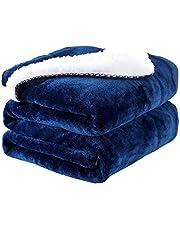 Wodoodporny koc dla zwierząt domowych dla psów kotów – miękka pluszowa narzuta dla zwierząt domowych chroni kanapę, krzesło, łóżko przed plamami lub futro zwierząt domowych, można prać w pralce, bardzo duża 152 x 127 cm (60 x 50 cali)
