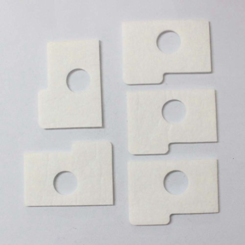 New Pack of 5 Replace Air Filter fit for Stihl MS170 MS180 017 018 Chainsaw 1130 124 08/ 1130 124 0800