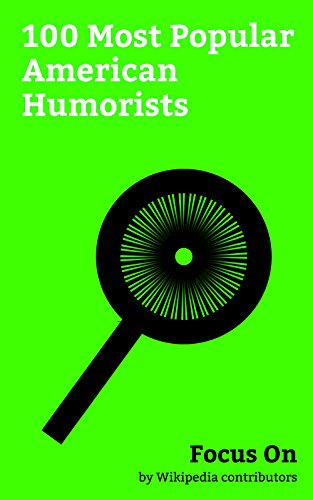 Focus On: 100 Most Popular American Humorists: Dave