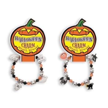 Halloween Stretch Charm Bracelet by DM Merchandising -
