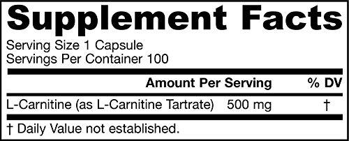 Buy l carnitine l tartrate