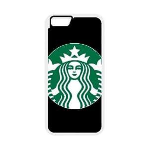 iPhone 6 4.7 Inch Cell Phone Case White Starbucks 4 Daai