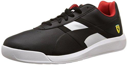 Sf Homme black Pilota Puma Basses Baskets Noir white Tech black PEZxZvp