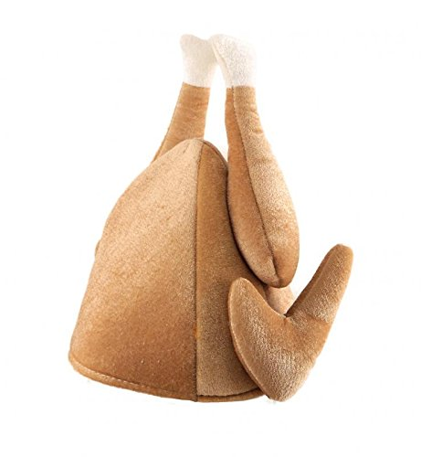 [Xmas Turkey Hat] (Disguise Costumes For Turkey)