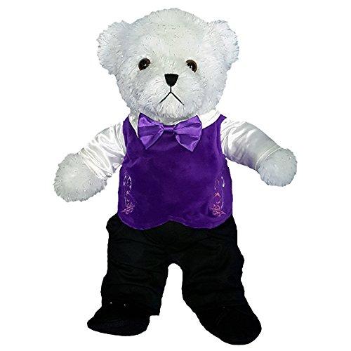 YourBreed Clothing Company Boy Irish Step Dance Recital Teddy Bear ()
