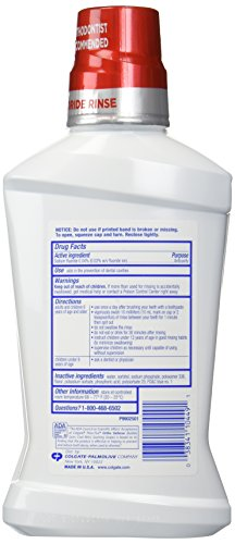 Colgate Phos Flur Anti Cavity Fluoride Rinse, Mint, 16.9 Ounce by Phos Flur (Image #4)