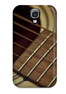 Pretty YMBpiYN561EohtB Galaxy S4 Case Cover/ Guitar Series High Quality Case