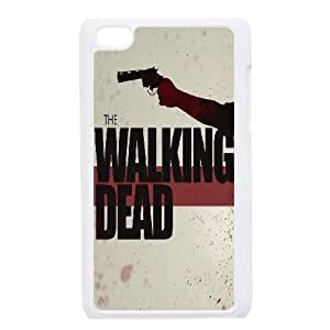 The Walking Dead Poster Artwork iPod Touch 4 Case White NiceGift pjz0035029340
