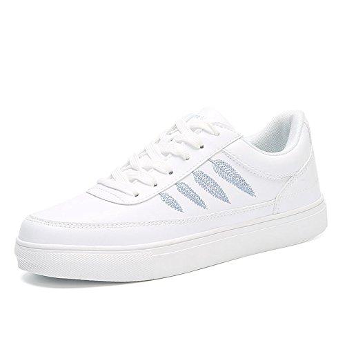 Khskx Per Autunno Casual Scarpe scarpe In Gli Coreane Bianche Trentotto Tutti Studenti TnSwO4