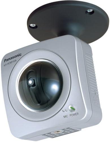 Panasonic KX-HCM110A - Cámara de vigilancia (1 LX, 53°, 40°, -45-20°, -60-60°, Auto,Manual): Amazon.es: Electrónica