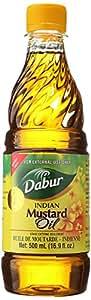Dabur Mustard Oil 16.9Oz