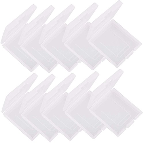 10Pcs Clear Protective Game Cartridge Case Storage Box for Nintendo Gameboy Color GBC GB GBP