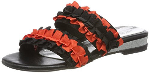 28el Frufru Aurora Sling NR Sandals Red Women's Frufru Red Back Rapisardi fAqyFOw