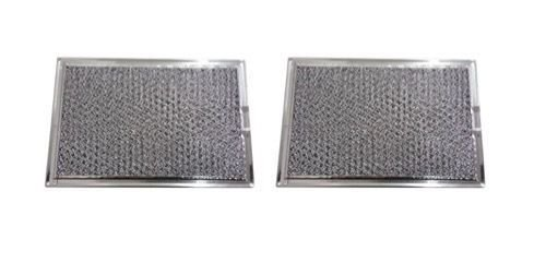NewPowerGear 2 Pack Aluminum Grease Filter Replacement For FFMV163PBA FFMV163PSA FFMV163PWA FFMV164LSA FMV152KBA FMV152KMA FMV152KQA FMV152KSA