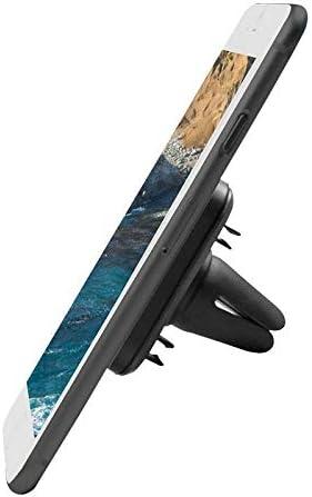 Logilink Aa0114 Smartphone Halter Für Kfz Lüftungsschacht 20 32 Cm 8 Zoll Elektronik