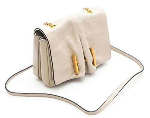 Borsa Vitello Minibag Pelle Seashell Donna Onda pxrPpI