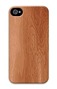 BESTER iPhone 4s Case Woodgrain 3D Custom iPhone 4s Case Cover