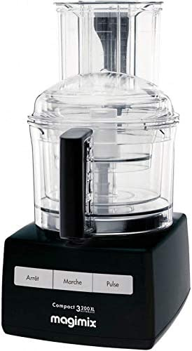 Magimix 18363F C3200XL - Robot multifunción, color negro: Amazon.es: Hogar