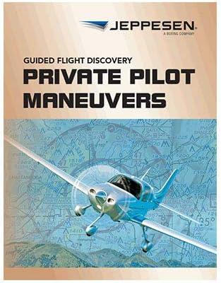 10001361 Jeppesen Private Pilot Maneuvers Manual