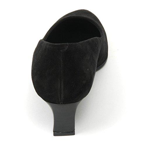 zeppa woman B9608 nero TOD'S scarpa T50 Nero shoe donna decollete txBwq1p
