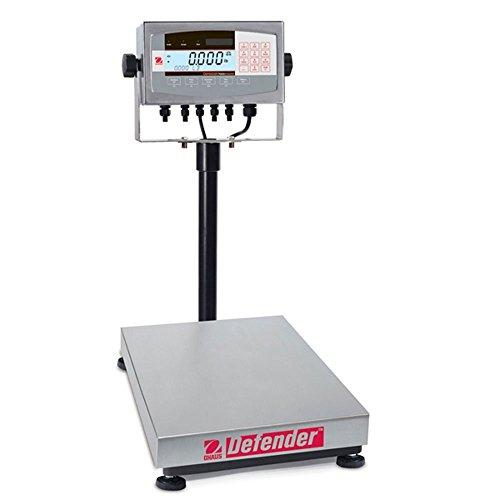 - Bench Floor Scale D71XW60HR1 Defender 7000 Rectangular base 150 x 0.02 lb