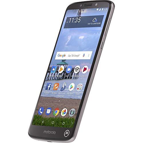 Total Wireless Motorola Moto e5 4G LTE Prepaid Smartphone