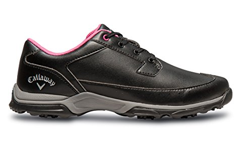 Callaway Cirrus II Golf Shoes, Women, Black, 4 UK