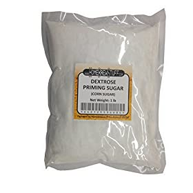 HomeBrewStuff Corn Sugar (Dextrose) priming sugar for beer brewing, Bottling, Moonshine or cooking