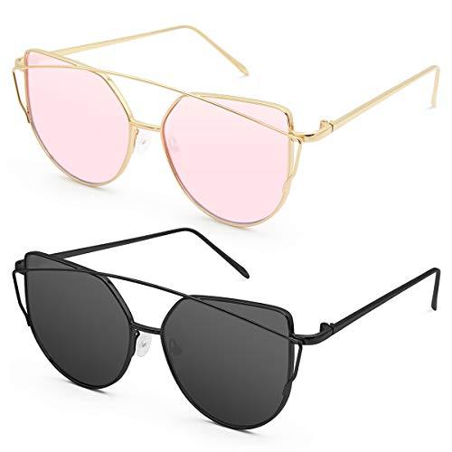 Livhò Sunglasses for Women, Cat...