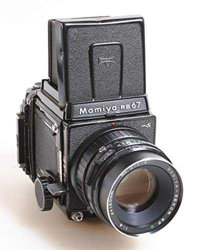(MAMIYA RB-67 PRO S W/ 220 BACK, 150MM F 4 LENS AND WAIST LEVEL FINDER)